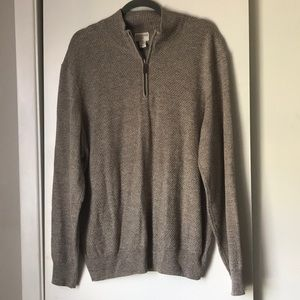 NWOT Dockers sweater pullover size L